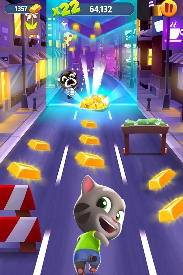 汤姆猫跑酷安卓版 V4.4.5.629