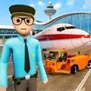 火柴人机场安检