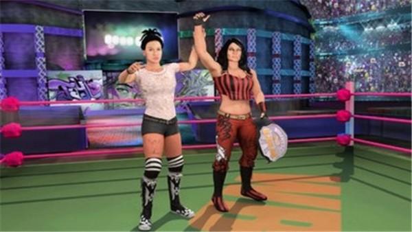 美女摔跤模拟器安卓版 V1.2.1