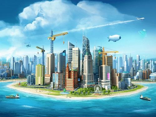 模拟城市我是市长 特别版