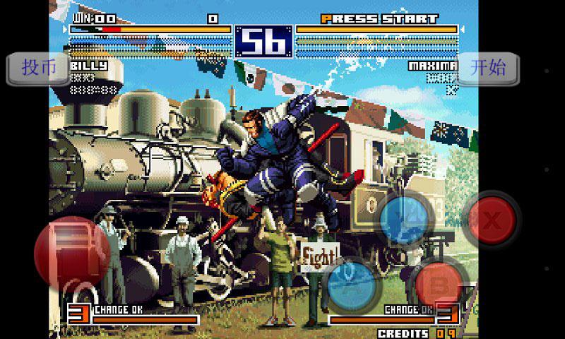 拳皇2003安卓版 V3.5
