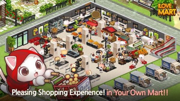 奇妙购物者的体验