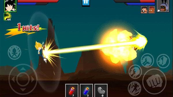 火柴人格斗之战安卓版 V1.0