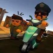 印度警察模拟