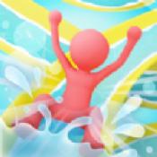 欢乐水滑道