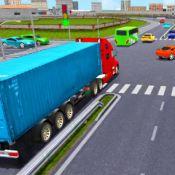 美国货车驾驶模拟器