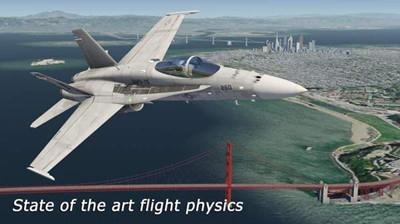 航空飞行模拟器2021