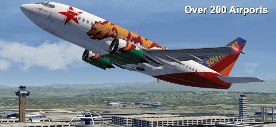 航空飞行模拟器2021安卓破解版 V1.0