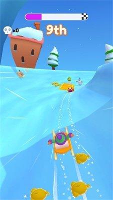 冰封雪橇赛安卓版 V1.0