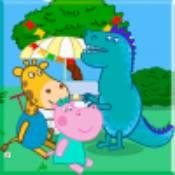 佩奇城堡恐龙冒险