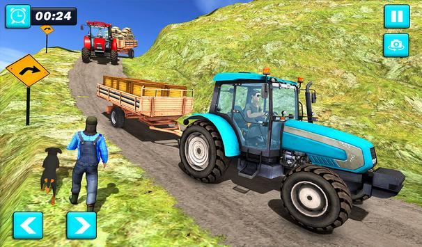 货运拖拉机小车模拟器安卓版 V1.0