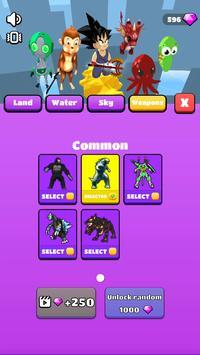 怪兽跑酷安卓版 V1.3.1