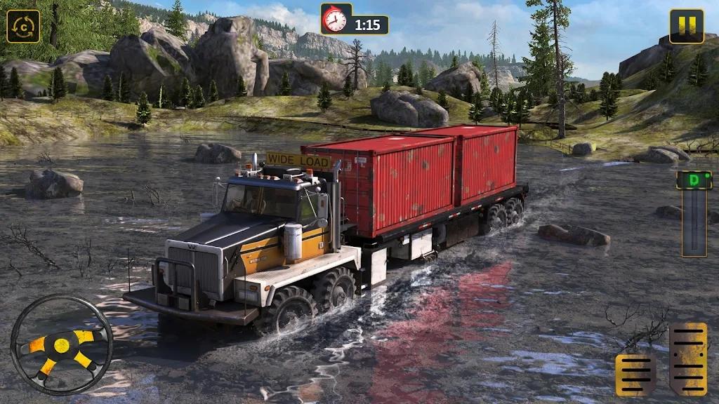 越野泥浆卡车模拟器2021安卓版 V1.0.1