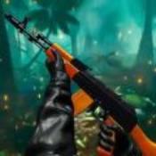 丛林战士狙击手
