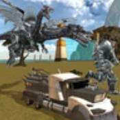 飞龙变形机器人