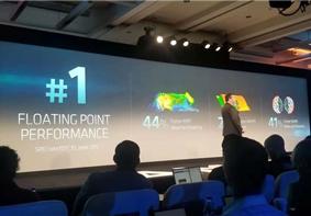 AMD宣布7nm产品 64核EPYC宵龙处理器公布