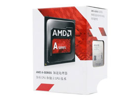AMD上架新款APU A6-7480 双核3.5GHz售价259元