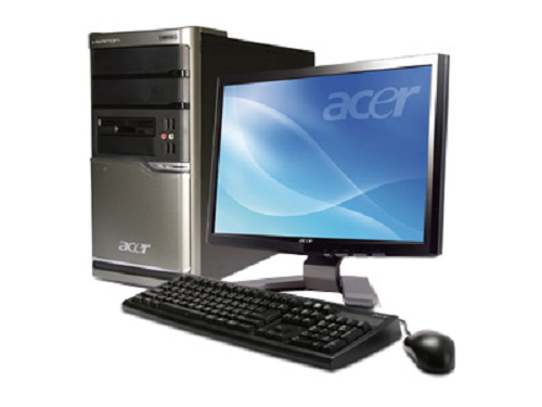 Acer M410台式电脑