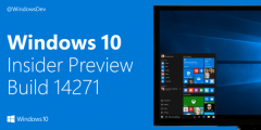 Windows 10 Build 14267.1004发布 PC端已修复