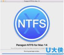 Mac写入NTFS格式磁盘方法教程